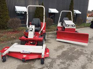 Ventrac Tractors & Attachments