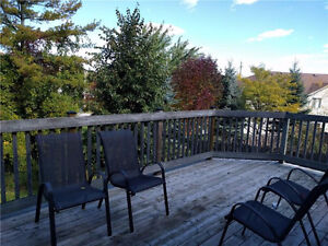 Detached 3 Bdrm. Family Home in Columbia Forest $1650 + Kitchener / Waterloo Kitchener Area image 9