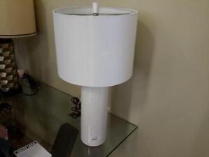 *** NEW *** ASHLEY STEUBEN LAMPS   S/N:51250600   #STORE590