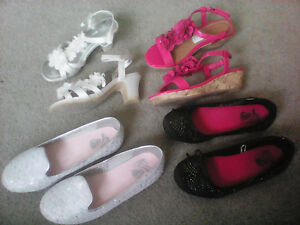 Girls dress shoes for sale - never worn outdoors