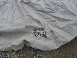 soft Truck cover fits full size pickup or Bass Boat Kawartha Lakes Peterborough Area image 3