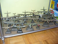 Collection Avions miniatures Bombardier