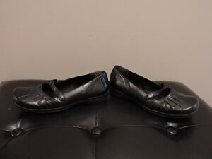Women's Black Mary Jane's - Excellent Condition!