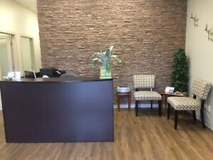 Professional downtown individual office space available