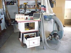 Router table kit