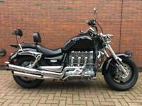 2004 TRIUMPH ROCKET 3 111 - ONLY 13K MILES - IN STUNNING CONDITION