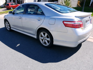 2007 Toyota Camry SE 4dr Sdn V6 - Pwr Seat, Alloy Wheels
