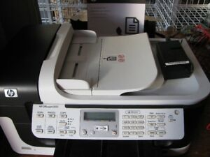 HP Officejet Pro 6500 Printer/Fax