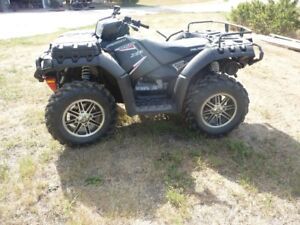 JUST REDUCED-Like New-2013 Polaris Sportsman 850LE