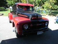 1951 ford F6 1 tone dually