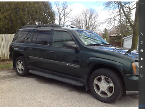 2004 Trailblazer