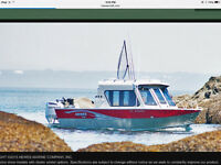 Wanted hewescraft fishing boat