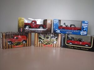ctc. diecast truck banks