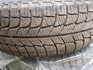 185 70 r 14 Michelin x ice winter tires