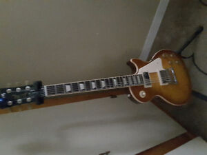 Gibson traditional less Paul