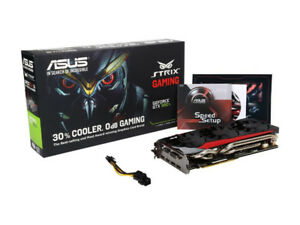 Carte Graphique  Asus GeForce GTX 980Ti   6Go