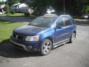 Pontiac Torrent AWD edition Podium