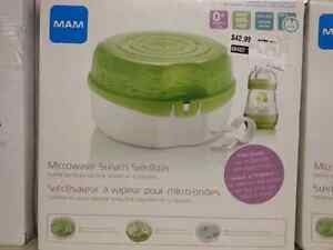 Microwave steam sterilizer ONLY $20.00