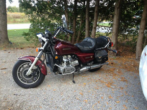 1984 HONDA GOLDWING GL 1200 FOR SALE