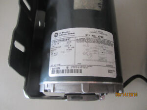 GE Commercial AC Motor