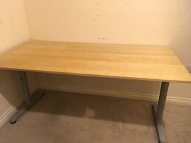 Ikea Galant large desk