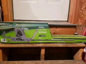 Never used hedge trimmer