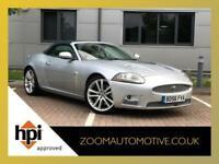 2006 JAGUAR XKR CONVERTIBLE 4.2 SUPERCHARGED AUTOMATIC 72,000 MILES