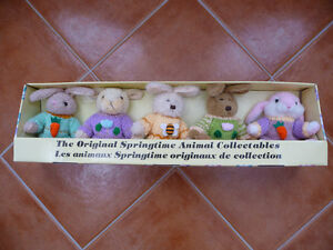 Variety of Brand New Plush Easter Bunnies & Critters London Ontario image 2