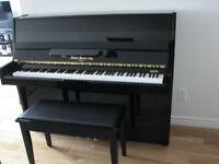 Piano Hallet Davis & Co Boston H108