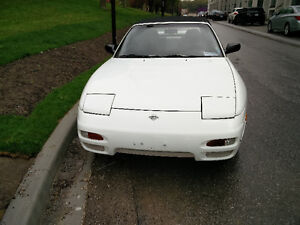 1993 Nissan 240sx S13 Conv Sr20det $8000 or Trade