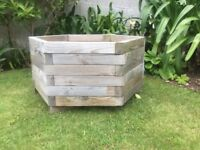Wooden Planter for sale