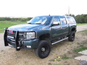 2011 Chevrolet Silverado 1500 Lifted
