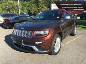 2014 Jeep Grand Cherokee Summit   - Low Mileage