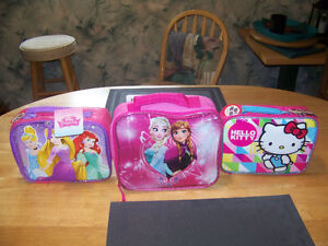 PRE-SCHOOL /  KIDS-LUNCH BOXES and BACKPACKS Kitchener / Waterloo Kitchener Area image 2