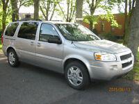 2008 Chevrolet Uplander LT Fourgonnette, fourgon 514 386 6973