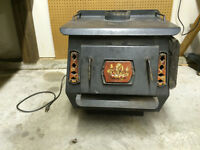 Energy princess wood stove