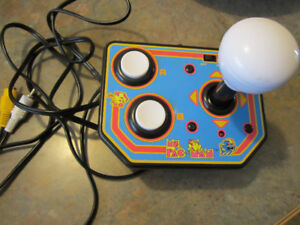 Ms. Pac-Man Plug and Play Classic Arcade TV Video game console