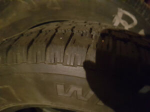 Winter Tires (Goodrich Slalom)