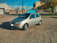2004 Suzuki Swift - low millage plus safety and e-tested!