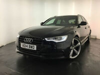 2014 AUDI A6 S LINE BLACK EDITION TDI AUTO 1 OWNER FROM NEW FINANCE PX