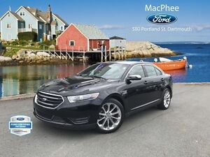 2016 Ford Taurus Limited  - Leather Seats -  Bluetooth -  Cooled