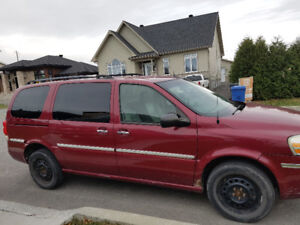 2005 Buick Terraza Camionnette