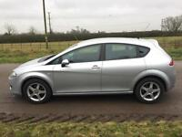 2007 Seat Leon 2.0TDI Reference Sport + LONG MOT 16/06/17 NO ADVISORY FOR NEXT