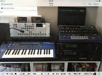 Synthesizer collection