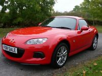 Mazda MX5 1.8I ROADSTER COUPE SE (red) 2013