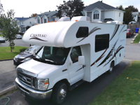 Motorhome rental summer vacation 2020 mileage includes