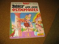 BD - ASTÉRIX AUX JEUX OLYMPIQUES (1971) - DARGAUD ÉDITEUR Laval / North Shore Greater Montréal Preview