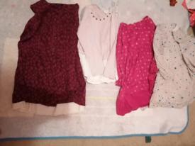 4-5 girl dress boundle