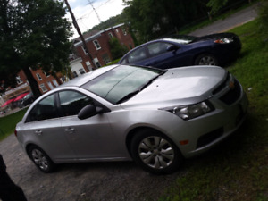 2012 chevy cruze LS for sale