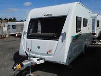 Elddis Xplore 304 Lighteight 4 Berth with Dorema Awning and Motormover